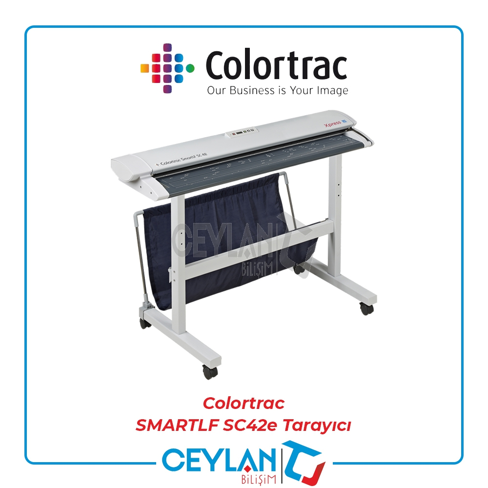 COLORTRAC SMARTLF SC42e