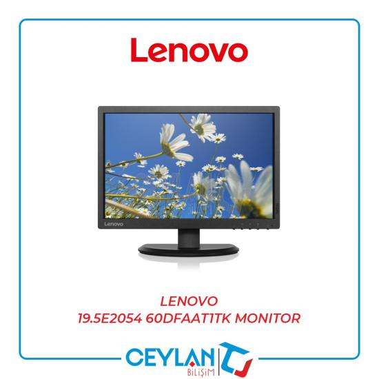 19.5 LENOVO E2054 60DFAAT1TK MONITOR
